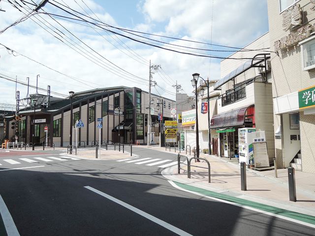 「多磨霊園 駅周辺」の画像検索結果