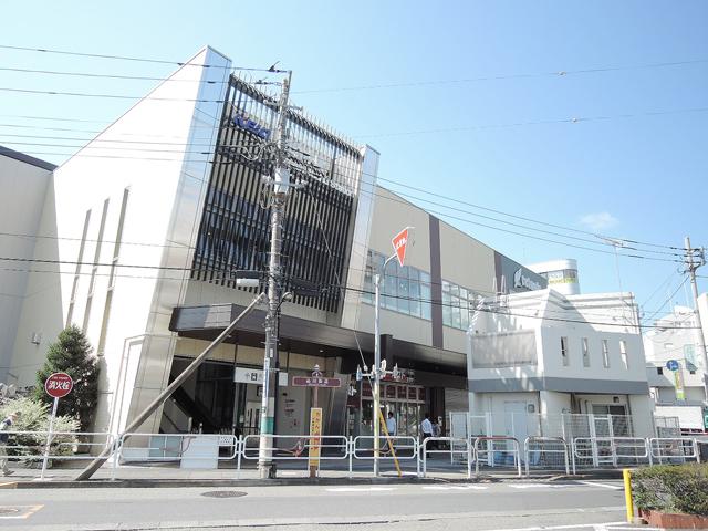 東府中駅のエリア情報2