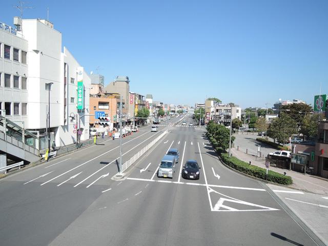 中河原駅のエリア情報6