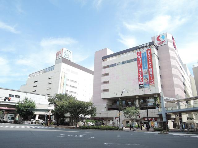 聖蹟桜ヶ丘駅のエリア情報5