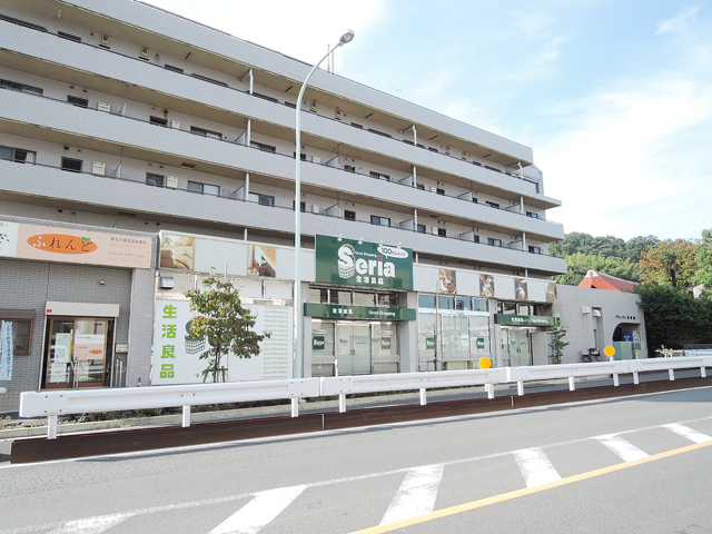 百草園駅のエリア情報7