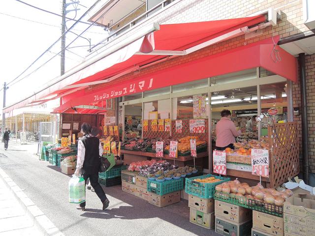 南平駅のエリア情報6