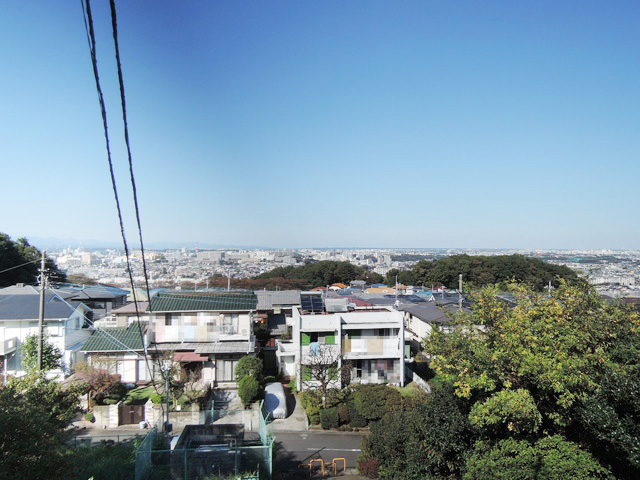 平山城址公園駅のエリア情報11