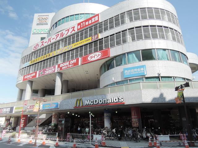 北野駅のエリア情報8