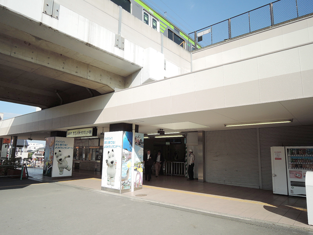 京王よみうりランド駅のエリア情報1