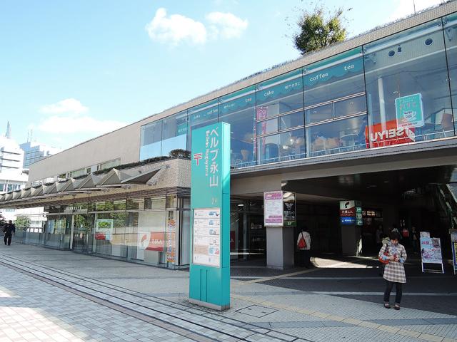 京王永山駅のエリア情報11