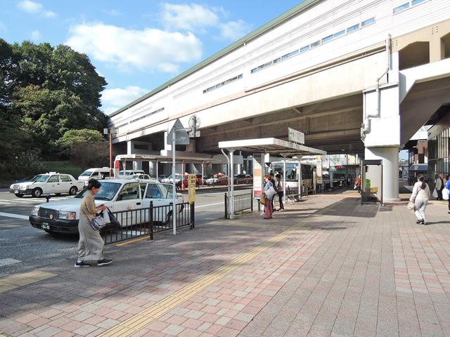 京王永山駅のエリア情報2