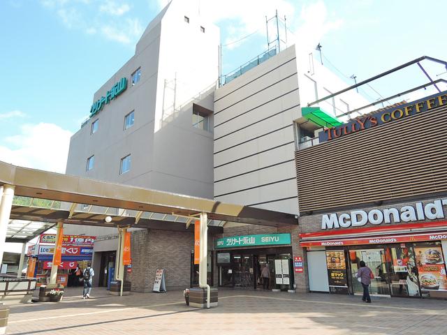 京王永山駅のエリア情報3
