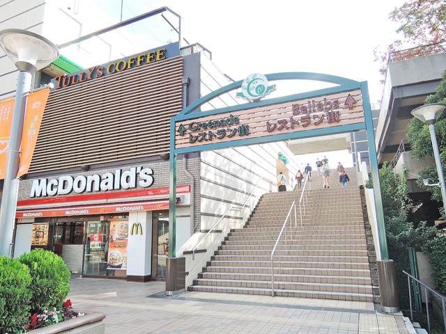京王永山駅のエリア情報4
