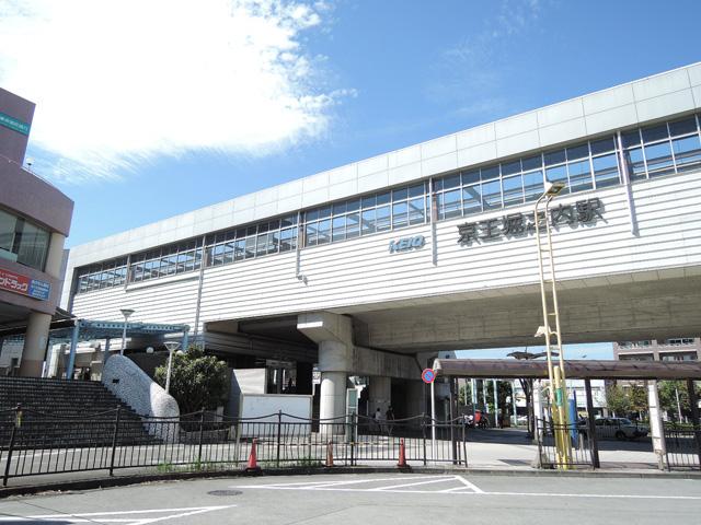 京王堀之内駅のエリア情報1