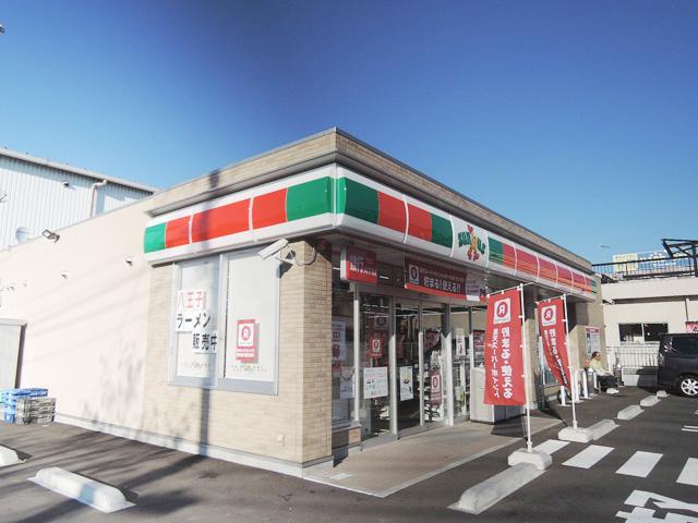 京王堀之内駅のエリア情報10