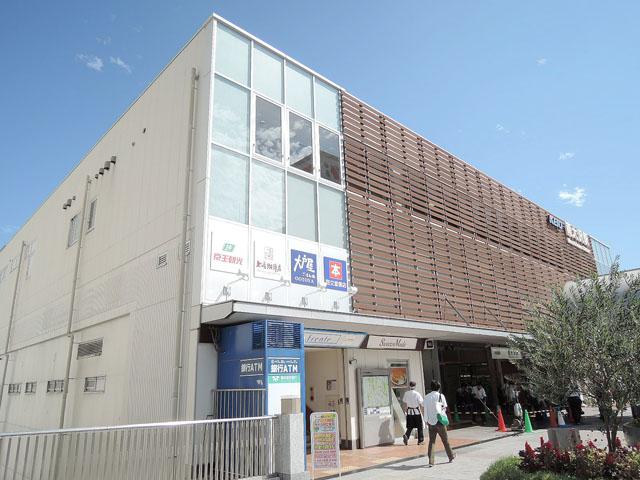 南大沢駅のエリア情報8
