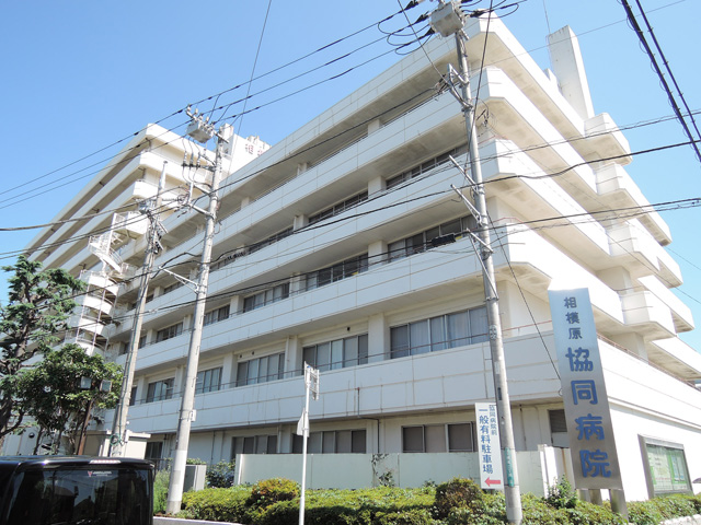 橋本駅のエリア情報5