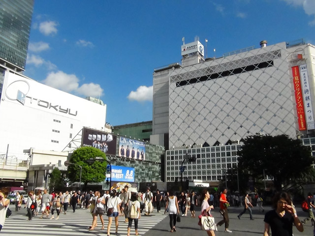 渋谷駅のエリア情報2