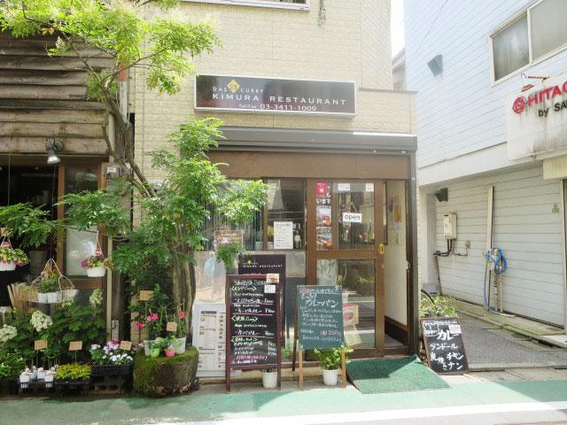 池ノ上駅のエリア情報3