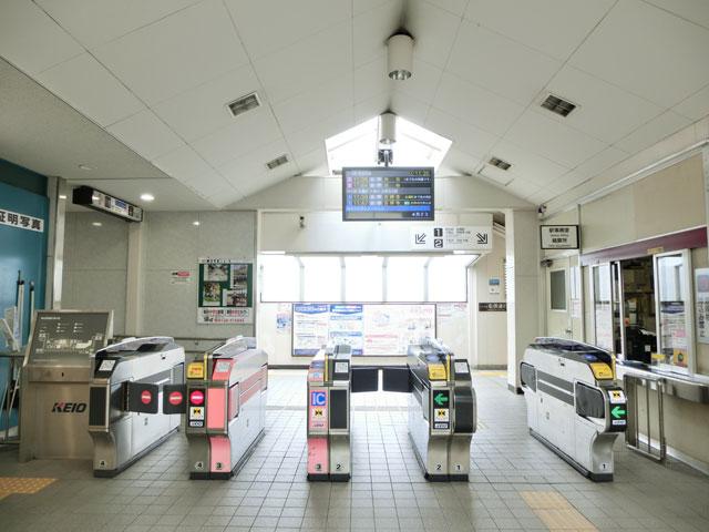 東松原駅のエリア情報2