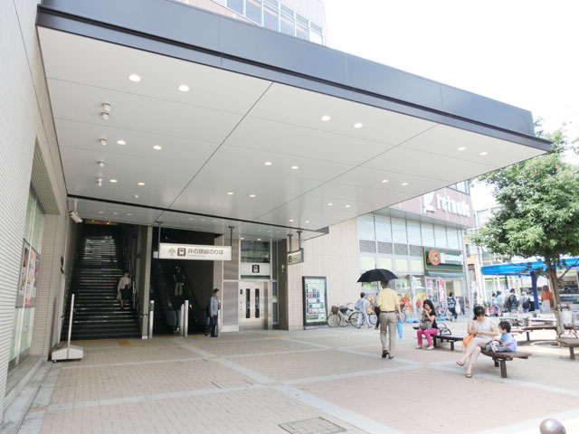 永福町駅のエリア情報1