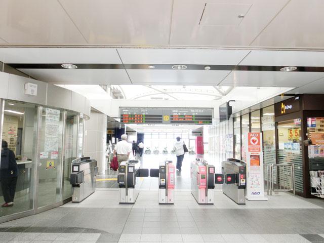 永福町駅のエリア情報2