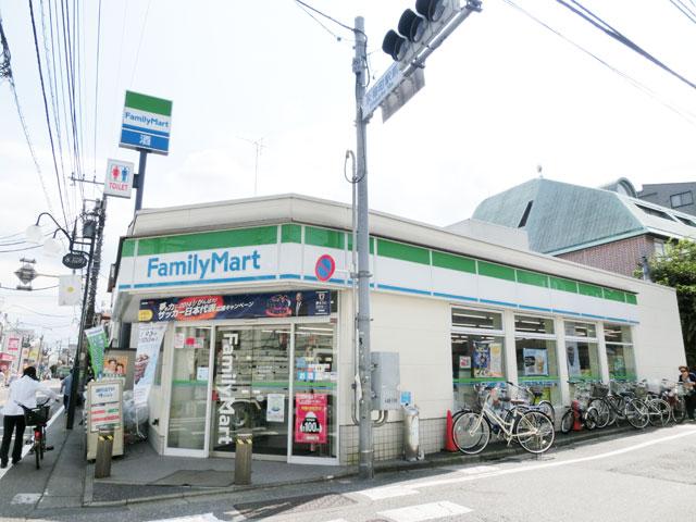 永福町駅のエリア情報6