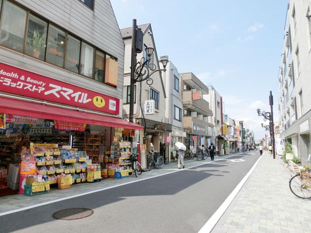 永福町駅のエリア情報7