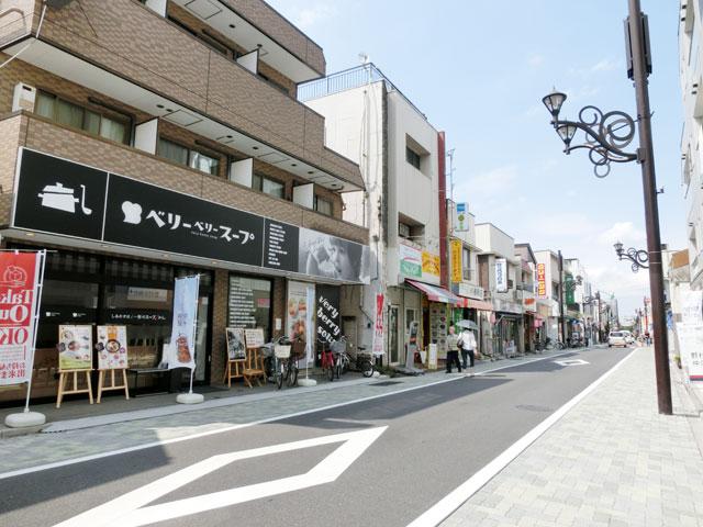 永福町駅のエリア情報8
