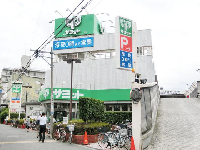 西永福駅のエリア情報3