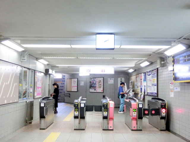 浜田山駅のエリア情報2
