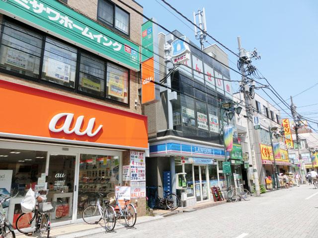 浜田山駅のエリア情報7