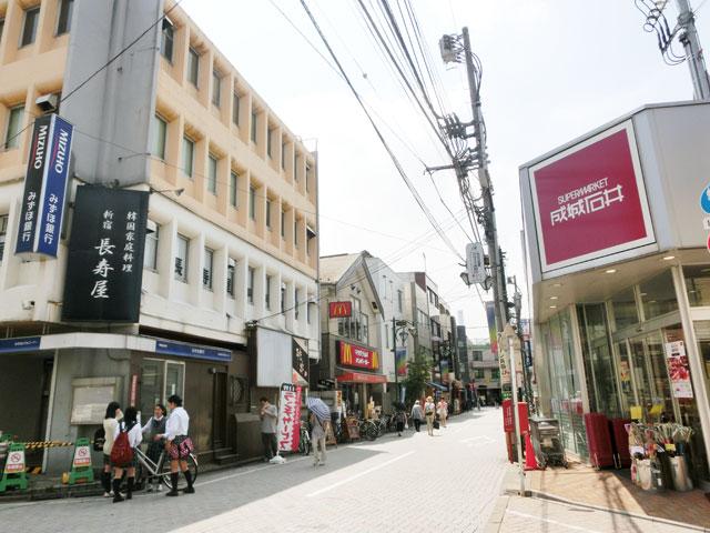 浜田山駅のエリア情報8