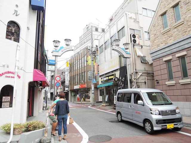 富士見ヶ丘駅のエリア情報3