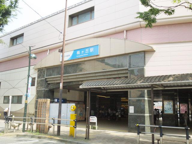 梅ヶ丘駅のエリア情報1