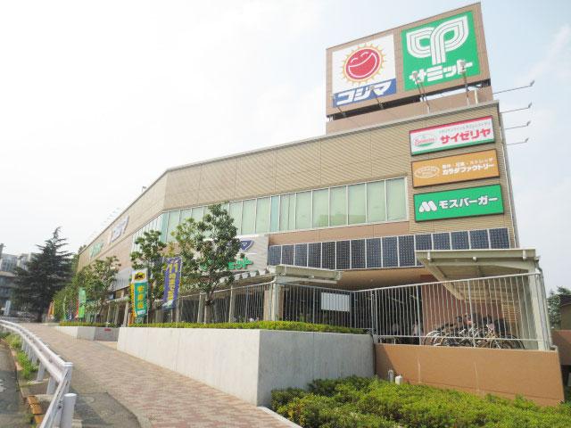 成城学園前駅のエリア情報3