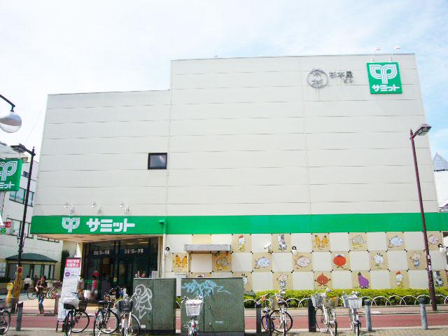 喜多見駅のエリア情報2