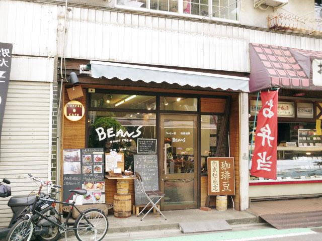 喜多見駅のエリア情報6