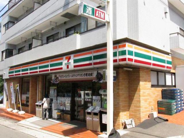 読売ランド前駅のエリア情報6