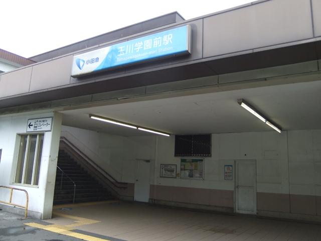 玉川学園前駅のエリア情報15