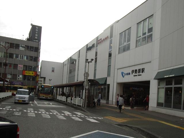 伊勢原駅のエリア情報1
