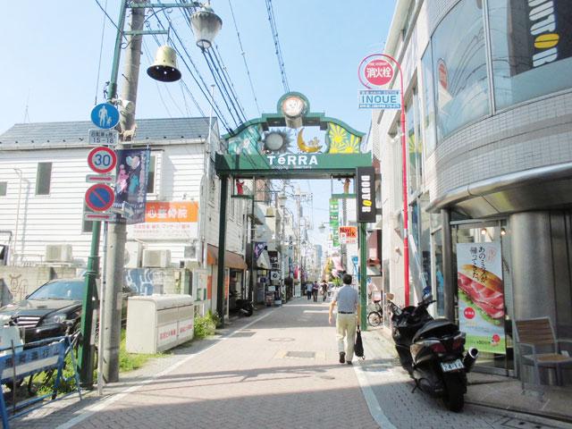 祐天寺駅のエリア情報12