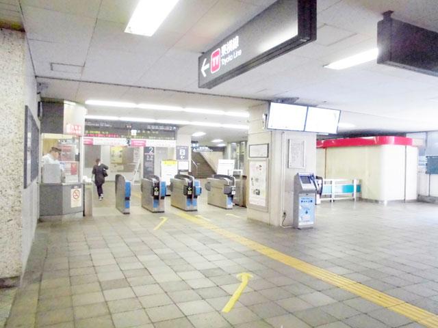 祐天寺駅のエリア情報2