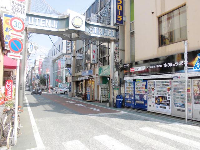 祐天寺駅のエリア情報3