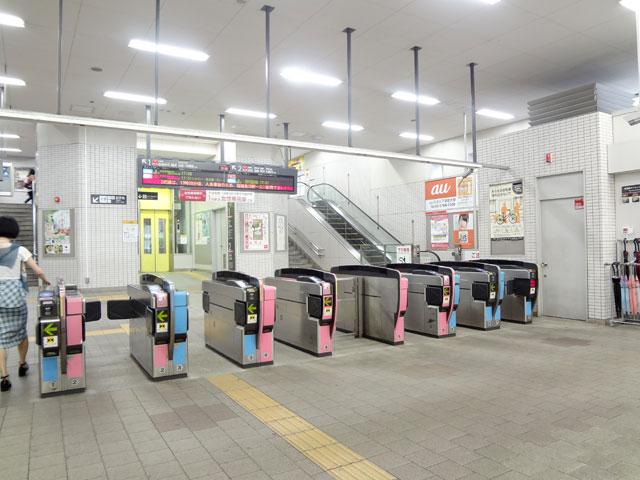 学芸大学駅のエリア情報1