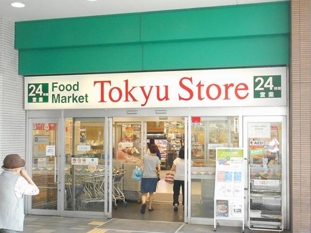 新丸子駅のエリア情報1