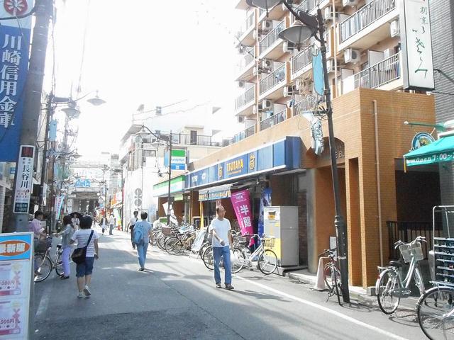 新丸子駅のエリア情報3