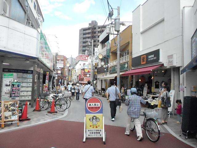 元住吉駅のエリア情報2