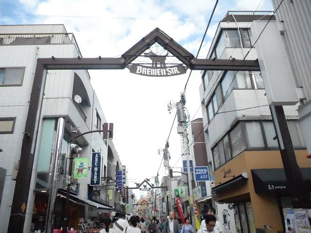 元住吉駅のエリア情報3