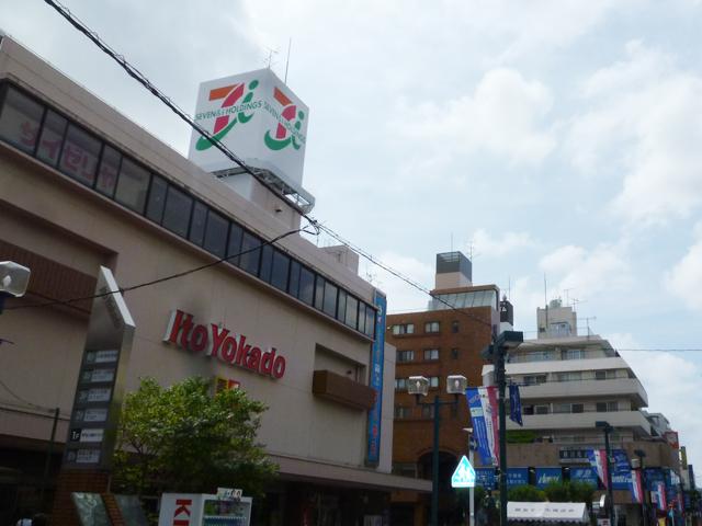綱島駅のエリア情報1
