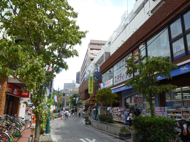 綱島駅のエリア情報2