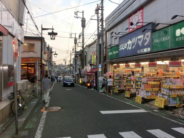 白楽駅のエリア情報3
