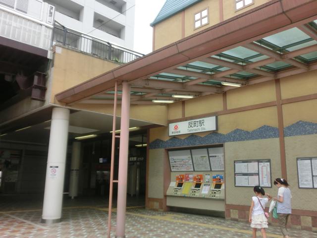 反町駅のエリア情報1