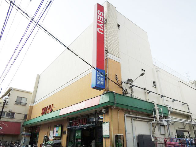 下丸子駅のエリア情報3